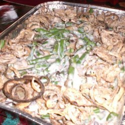 Green Bean Casserole by Wlw recipe