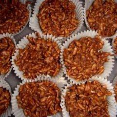 Chocolate Crackles (No Copha, No Hassle) recipe