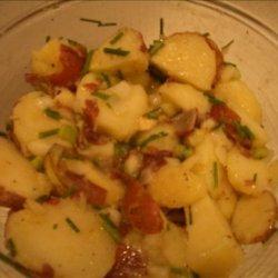New Potato Salad With Truffle Oil recipe