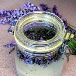 Lavender Flavored Vodka recipe