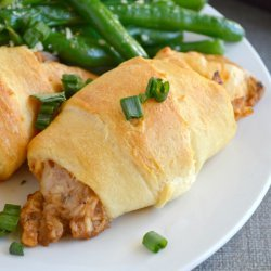 Chicken Roll Ups recipe
