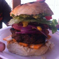 The Bonini Burger recipe