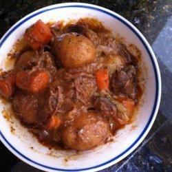 Beef Stew Bake recipe