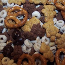 Bears in the Woods Snack Mix recipe