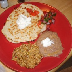 Real Refried Beans recipe