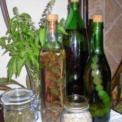 Flavored Vinegar recipe