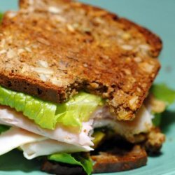 Gluten Free Turkey Club Sandwich recipe
