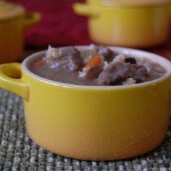 Barley Stew recipe