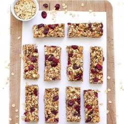 Easy Granola Bars recipe