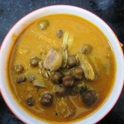 Kala Chana Gravy recipe