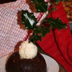Pirate's Plum Pudding recipe