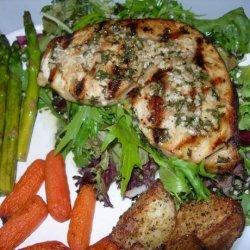 Salmon and Potatoes With Lemon Vinaigrette recipe