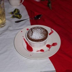 Individual Chocolate Soufflés recipe