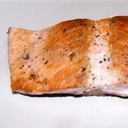 Super Simple Salmon recipe