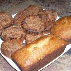 Streusel Yogurt Muffins With Dried Berries (Vegan) recipe