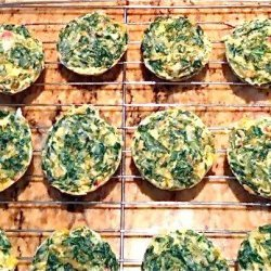 Vegetable Quich Cups to Go (South Beach) recipe
