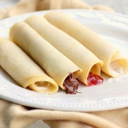 Jelly Roll Pancakes recipe