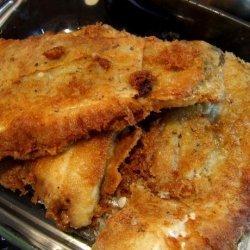 Zurie's Light Beer Batter for Fish Fillets recipe