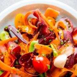Roasted Red Pepper Vinaigrette recipe