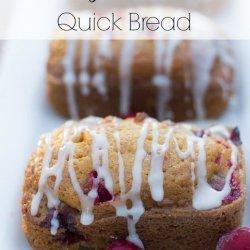 Cranberry Pumpkin Bread recipe