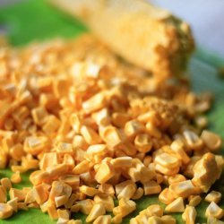 Whole Wheat Corn Bread recipe