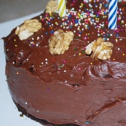 Yummy Chocolate Cake recipe