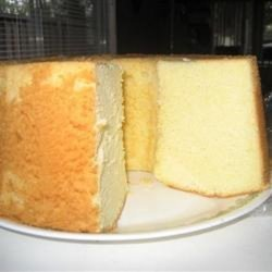 Coconut Chiffon Cake recipe