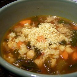 Minestrone With Kale recipe