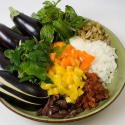 Spicy Eggplant recipe