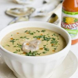 Oyster Bisque recipe