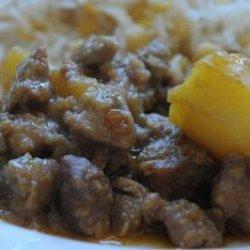 Duck and Potato Curry (Burma) recipe