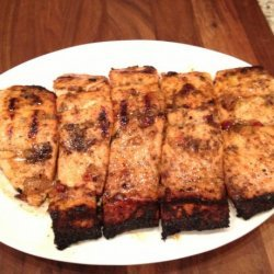 Grilled Cajun Salmon recipe
