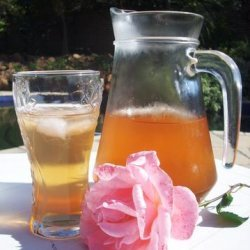 Rose Petal Iced Tea recipe