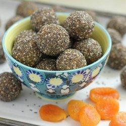 Apricot Balls recipe