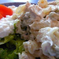Simple Tuna Pasta Salad recipe