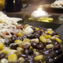 Hot and Spicy Beans and Corn recipe