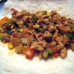 Harvest Garden Turkey Taco Filling recipe