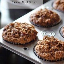 Healthy Cranberry Muffins recipe
