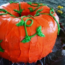 The Great Pumpkin Cake Recipe recipe