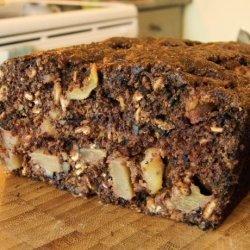 Apple - Walnut Loaf recipe