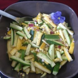 Veggie Salad With Citrus Vinaigrette recipe