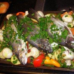 Moroccan Fish Tajine recipe