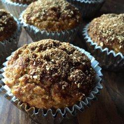Pumpkin Oat Muffins recipe