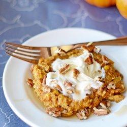 Pumpkin Pie Oatmeal recipe