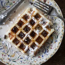 Basic Waffles recipe