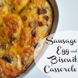 Sausage and Egg Casserole recipe