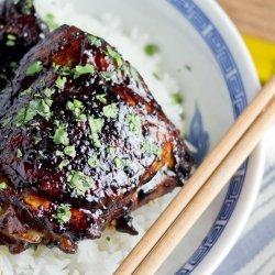 Black Pepper Chicken recipe