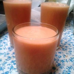 Papaya Shake recipe