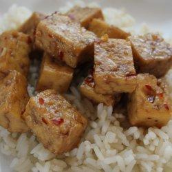 Sesame Tofu recipe