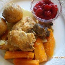 Turkey Dinner in the Slow Cooker recipe